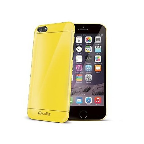 tpu cover apple iphone 6 yellow