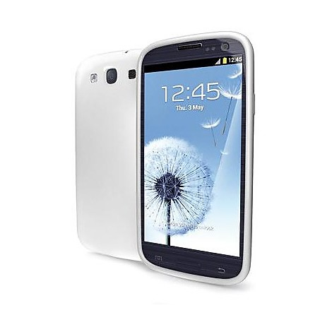 tpu cover galaxy siii white