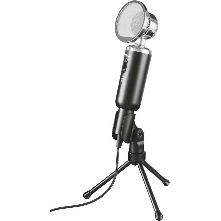 trust madell desktop microfono pc