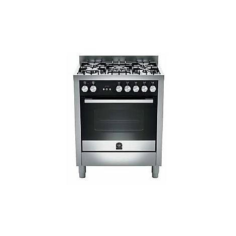 tu-75c61bxt la germania cucina 70 cm 5 fuochi 1 forno elettrico inox