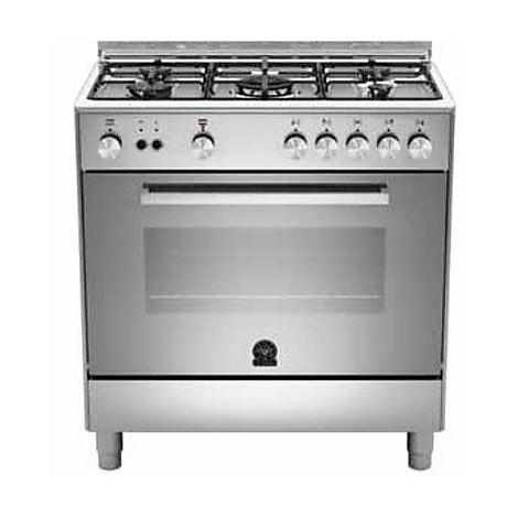 cucine 5 fuochi - grandi elettrodomestici online - clickforshop - Cucina Elettrodomestico