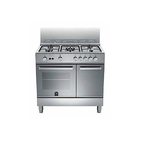 tup-95c51dx la germania cucina 90 cm 5 fuochi 1 forno elettrico inox