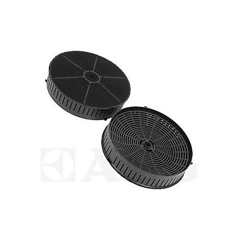 type57 aeg filtri ai carboni per cappe x56263mp0, x59263mp0