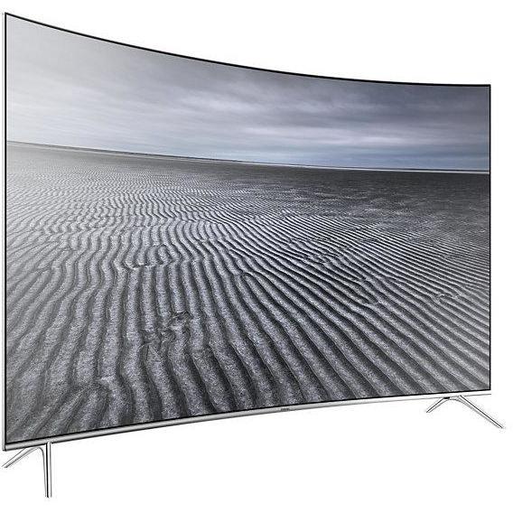 UE55KS7500UXZT SAMSUNG 55 pollici TV LED SUHD 4K CURVO SMART