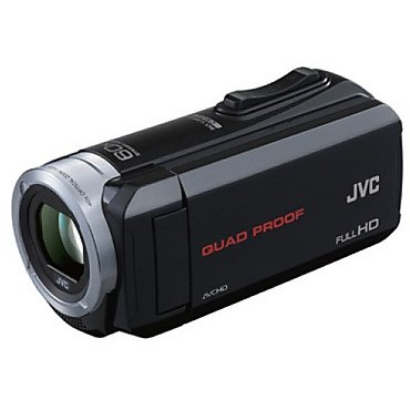JVC Videocamera Digitale Gz-R15 Black Full HD