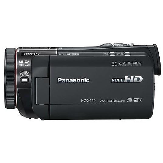 Videocamera hc-x920eg-k full hd sd card wifi