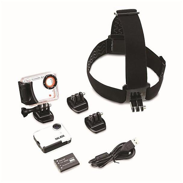 Videocamera mini action cam nilox