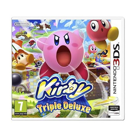 Videogames 3ds kirby triple deluxe