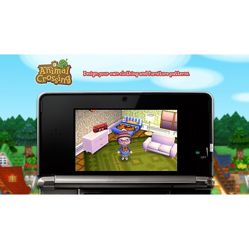 Videogames animal crossing: new leaf nintendo 3DS