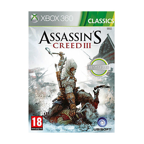 Videogames assassin's creed 3 classics 2 xbox 360