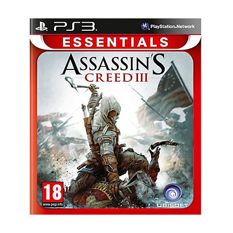 Videogames assassin's creed 3 essentials ps3