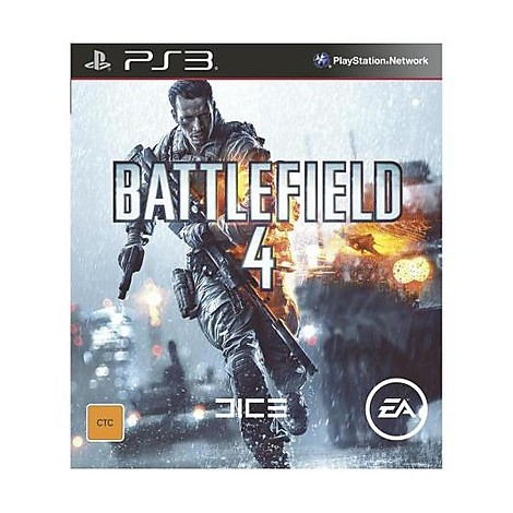 Videogames battlefield 4 ps3