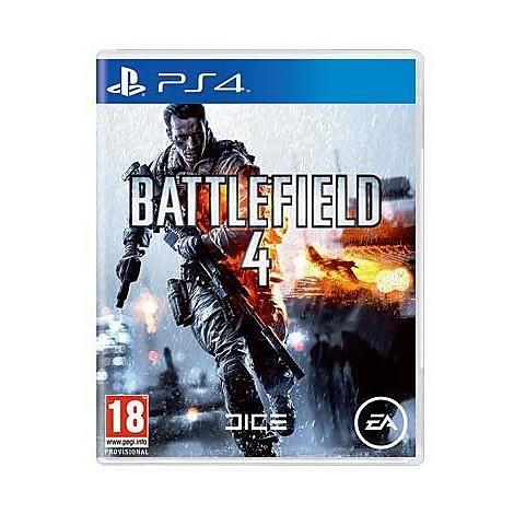 Videogames battlefield 4 ps4