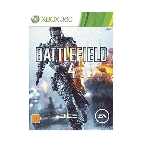 Videogames battlefield 4 xbox360