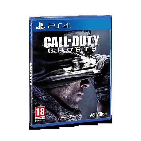 Videogames call of duty ghosts ps4