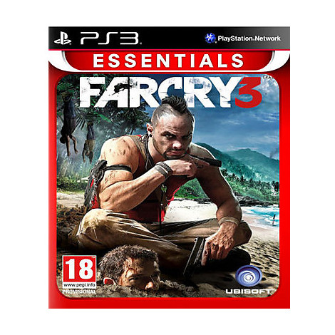 Videogames far cry 3 essentials ps3