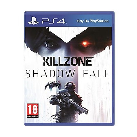 Videogames killzone shadow fall PS4