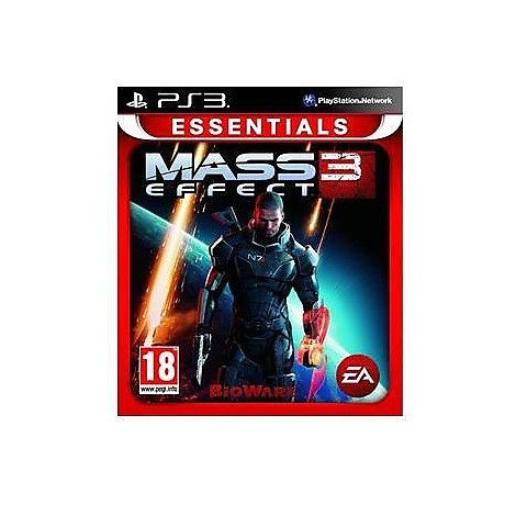 Videogames mass effect 3 essential PS3