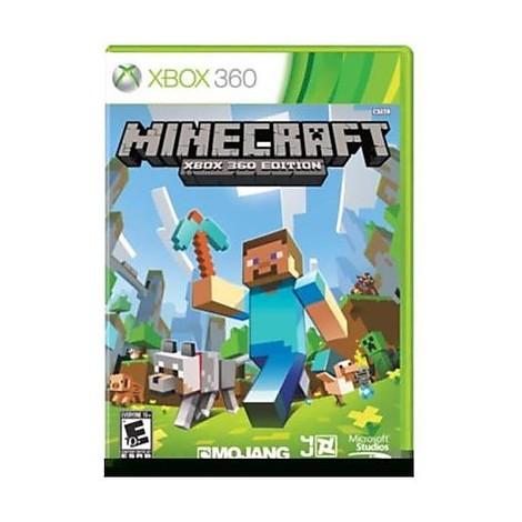 Videogames Minecraft xbox 360