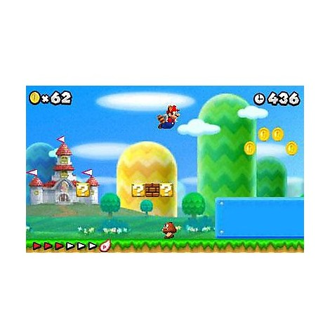 Videogames new super mario bros 2 3DS