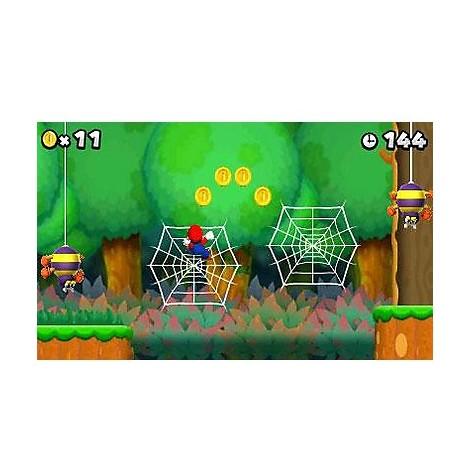 Videogames new super mario bros 2 3DS