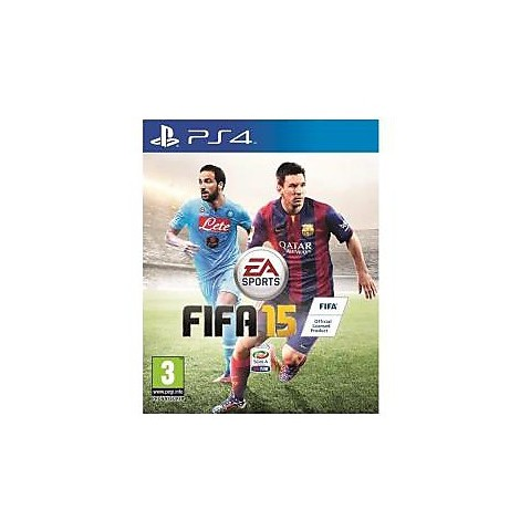 Videogames ps4 fifa 15