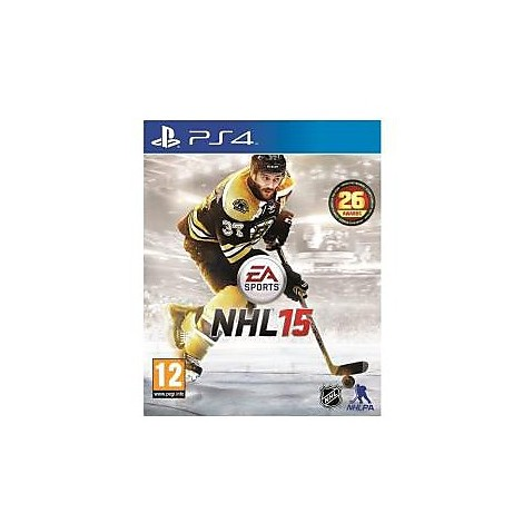 Videogames ps4 nhl 15