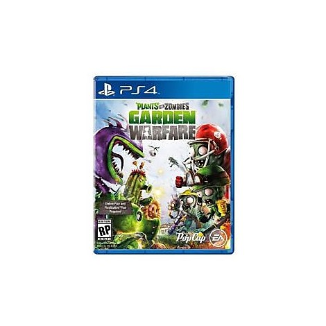 Videogames ps4 plants v zombies garden warfare