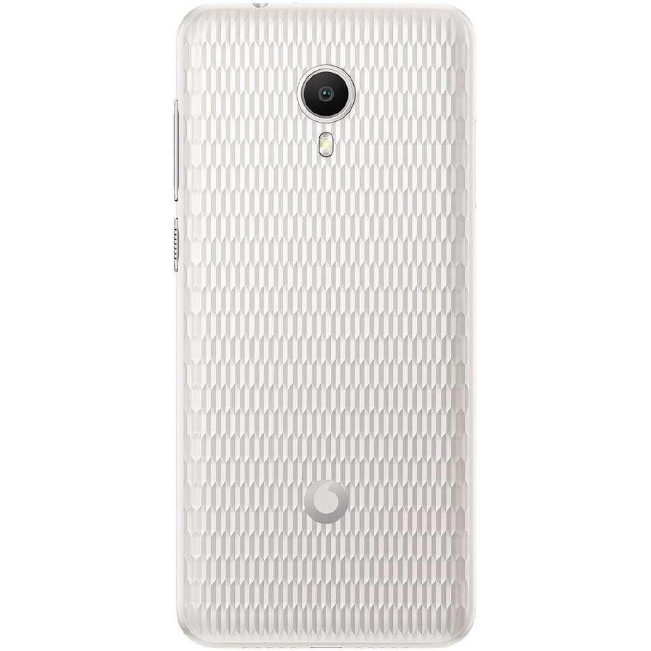 """Vodafone Smart N9 Lite Smartphone 5,34"""" memoria 16 GB Fotocamera 8 MP 4G Android 8.1 Go edition colore Bianco"""