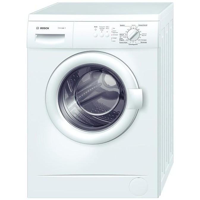 Schemi Elettrici Lavatrici Bosch : Waa 12161ii bosch lavatrice carica frontale classe a 600 giri 5 kg