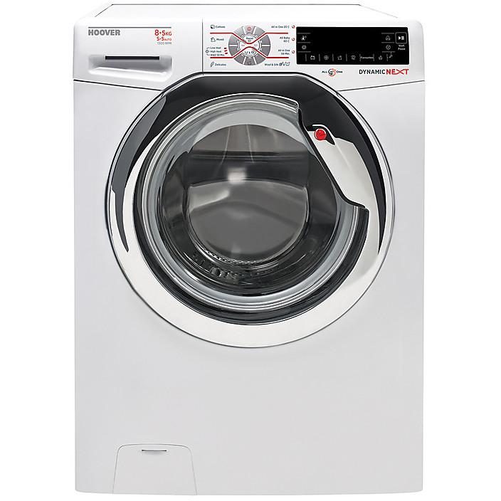 wdxt45-385a hoover lavasciuga stretta 45 cm classe b lavaggio 8 kg asciugatura 5 kg 1300 giri