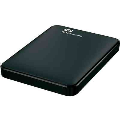 "WESTERN DIGITAL western digital 750gb hard disk esterno usb 3.0 2.5"" elements"