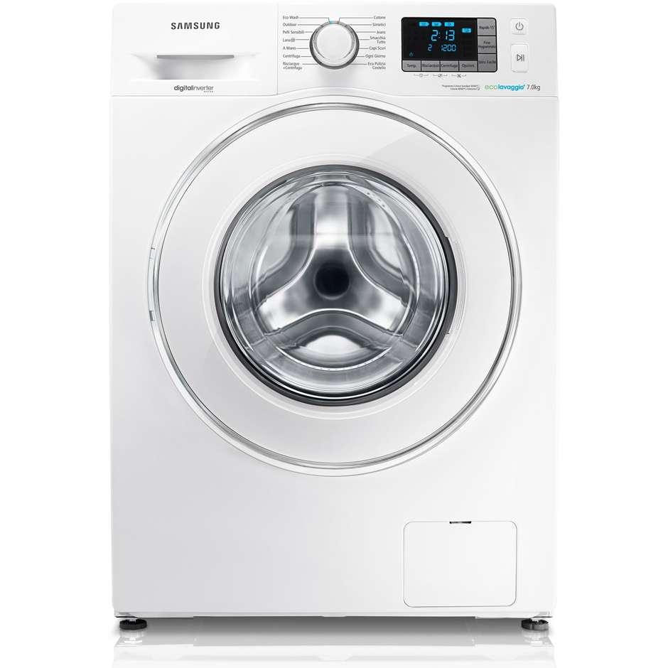 wf-70f5e5u2w samsung lavatrice carica frontale classe a+++ 7 kg 1200 giri