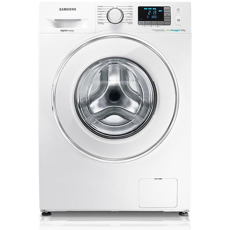 wf-80f5e5u2w samsung lavatrice carica frontale classe a+++ 8 kg 1200 giri