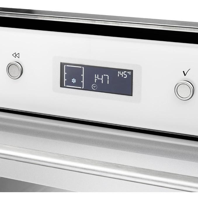 Whirlpool akzm 756 wh forno elettrico multifunzione da incasso 73 litri classe a colore bianco - Forno ventilato whirlpool ...