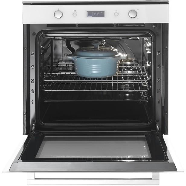 Whirlpool akzm 756 wh forno elettrico multifunzione da incasso 73 litri classe a colore bianco - Forno combinato whirlpool da incasso ...