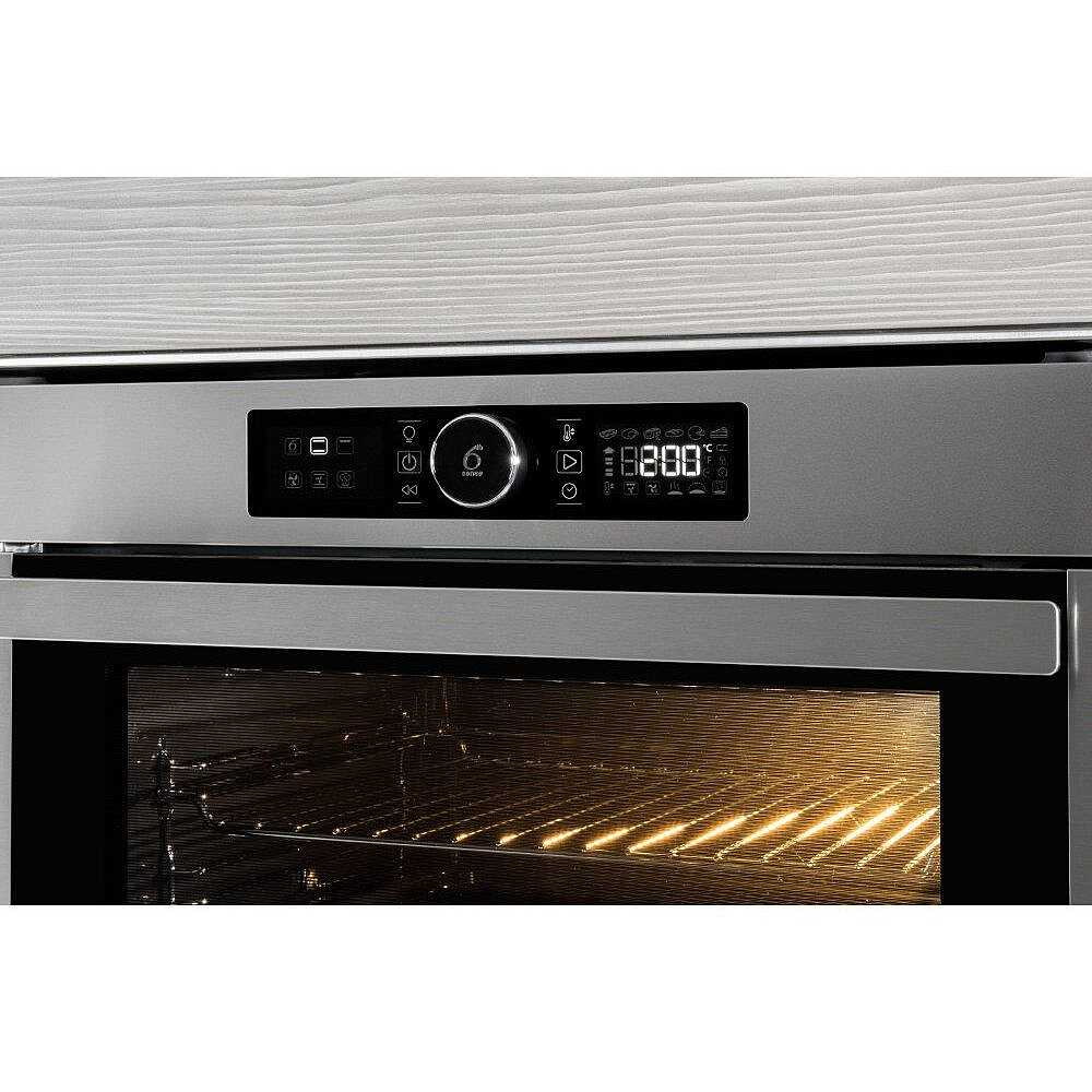 Whirlpool akzm 8410 ix forno elettrico da incasso 73 litri classe a colore inox forni da - Forno combinato whirlpool da incasso ...