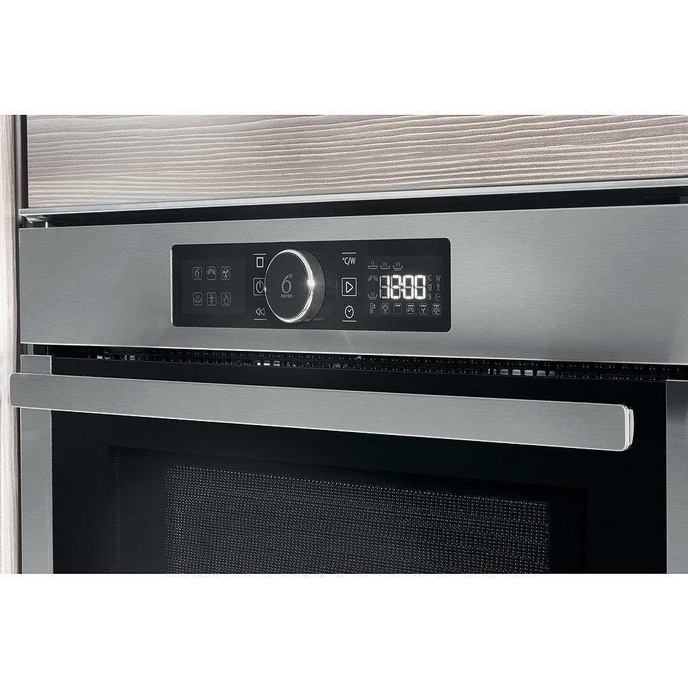 Whirlpool AMW 508/IX forno a microonde da incasso con grill ...
