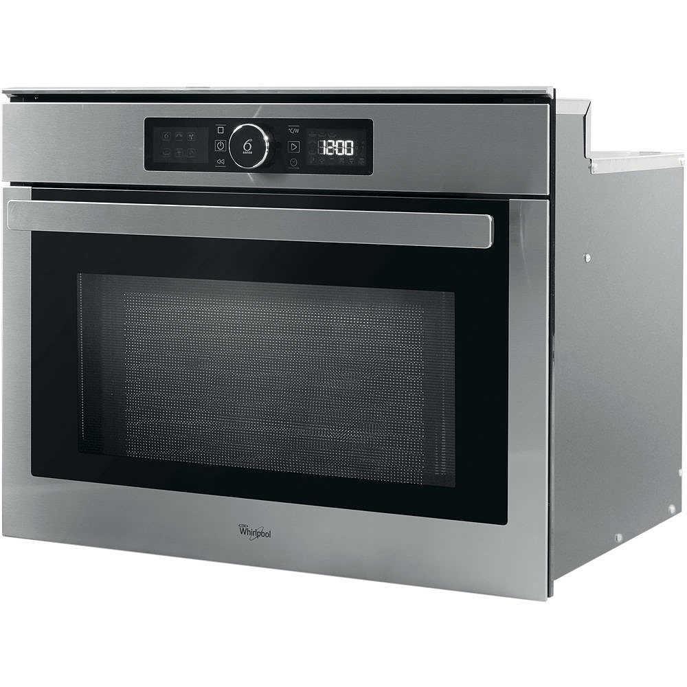 Whirlpool AMW 508/IX forno a microonde da incasso con grill 40 litri ...