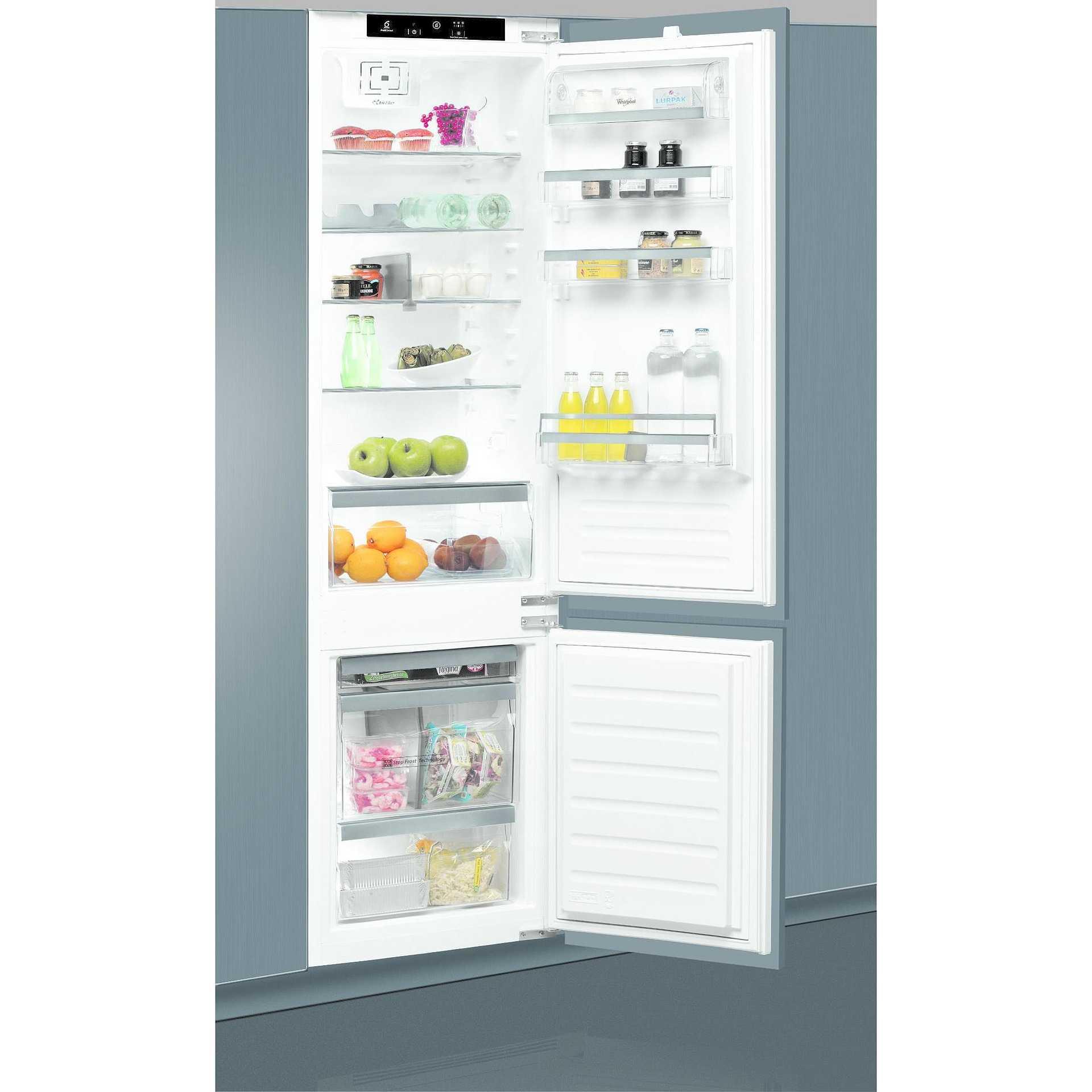 Whirlpool ART 9811/A++ SF frigorifero combinato da incasso 308 litri ...