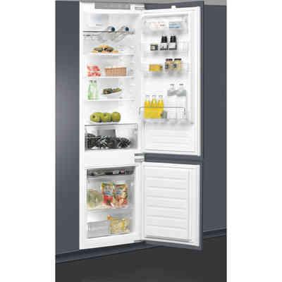 Whirlpool ART 6603/A+ SF frigorifero combinato da incasso 275 litri ...