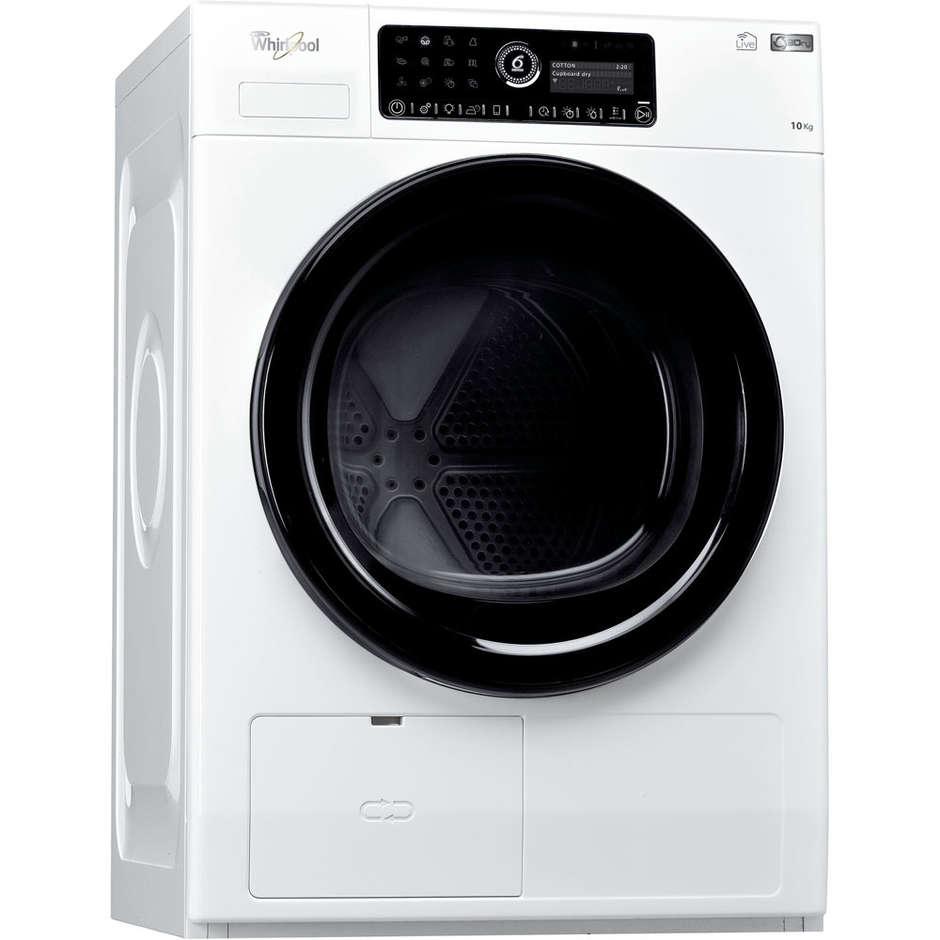 whirlpool asciugatrice hscx10441 classe A++ 10Kg