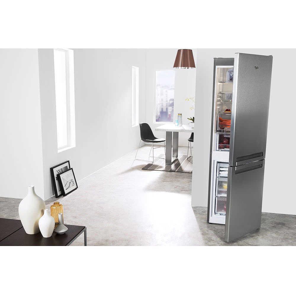 Whirlpool BLFV 8121 OX frigorifero combinato 338 litri classe A+ ...
