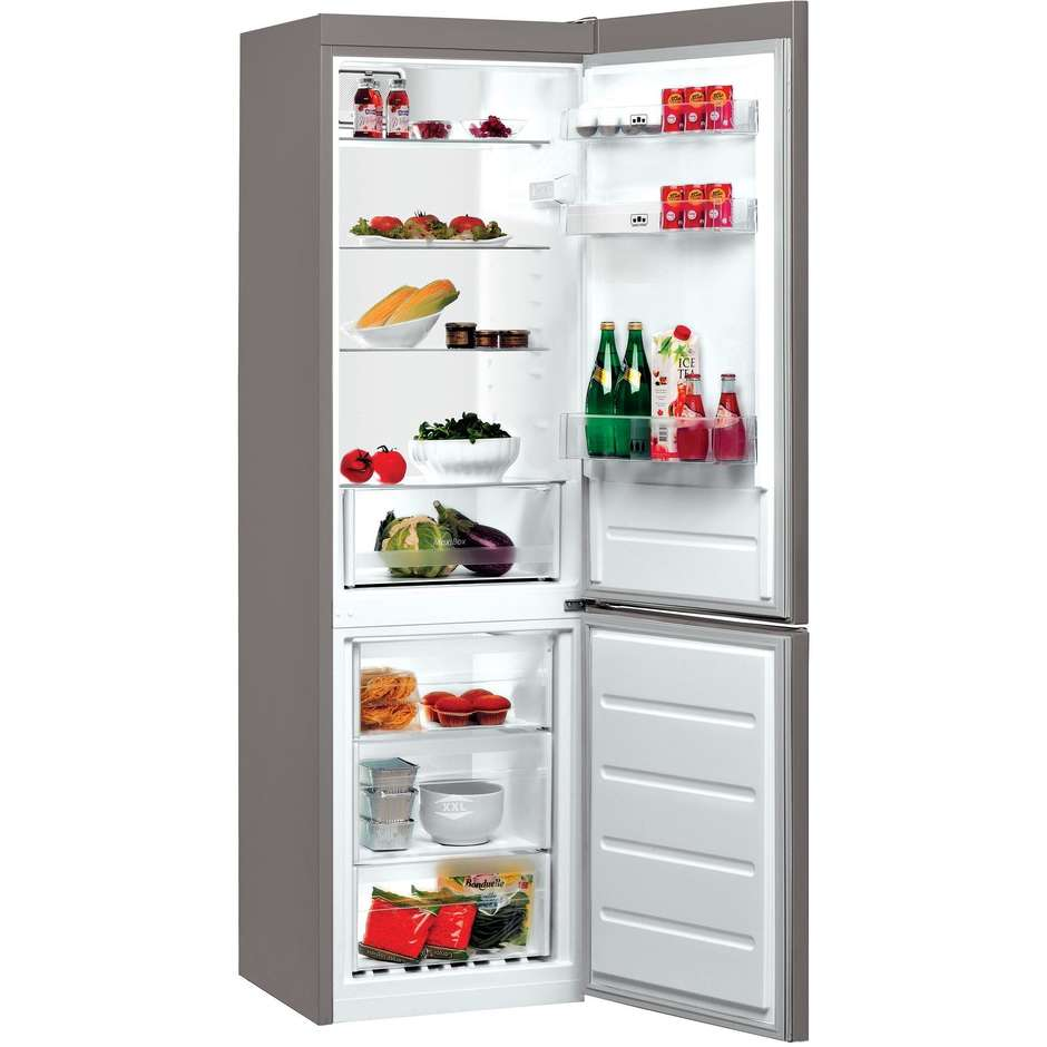 Whirlpool BSFV 8122 OX frigorifero combinato 338 litri classe A++ inox
