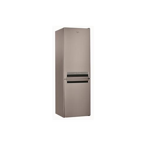 Whirlpool BSNF 8533 OX frigorifero combinato 319 litri Total NoFrost classe A+++ inox