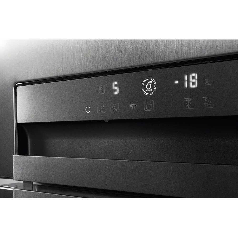 Whirlpool BSNF 9773 OX frigorifero combinato 346 litri classe A+++ ...