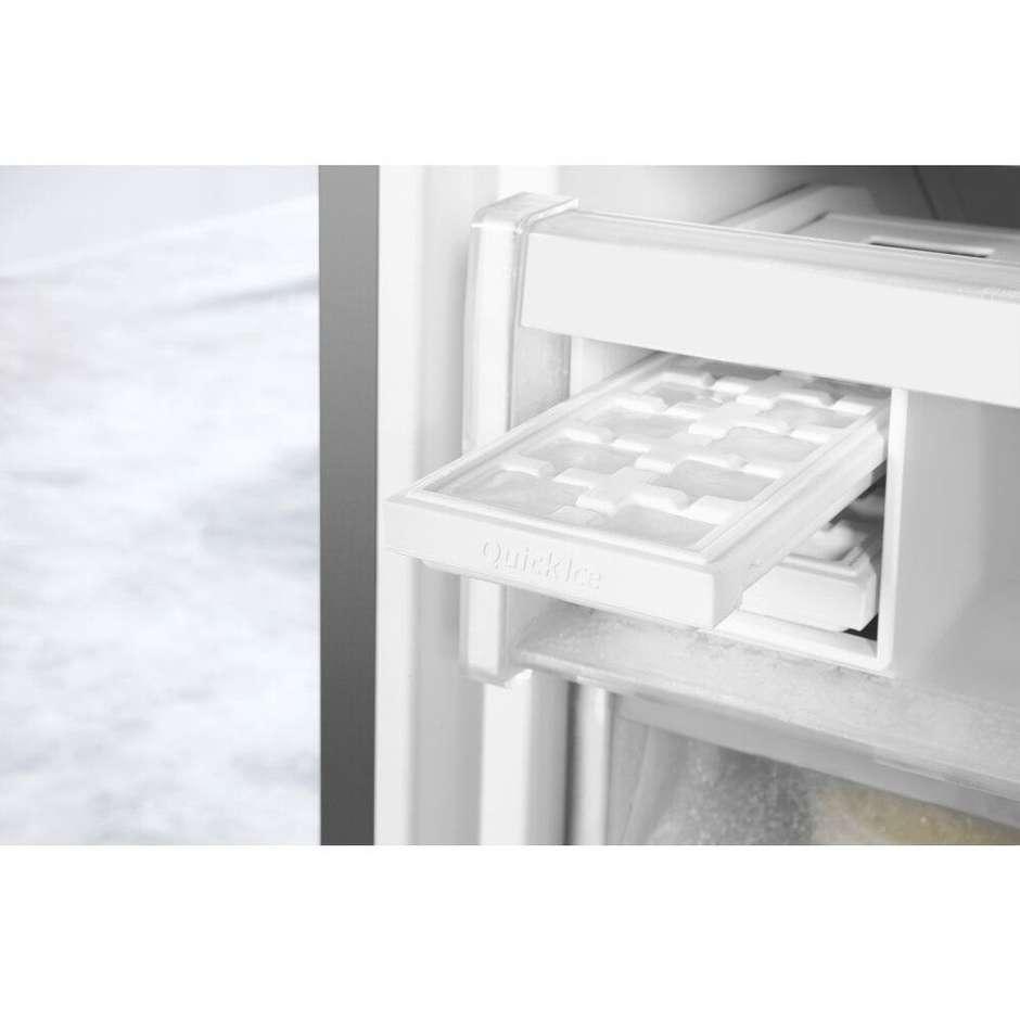 Whirlpool BSNF 9773 OX frigorifero combinato 346 litri classe A+++ NoFrost inox
