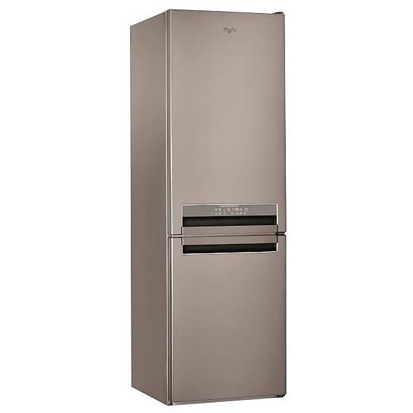 whirlpool frigorifero combinato BSNF8762OX