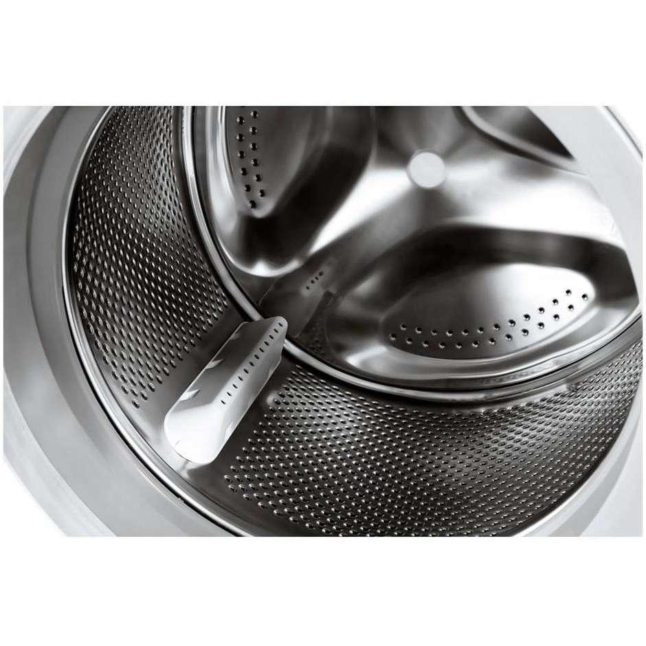 Whirlpool FWSG71253W IT lavatrice carica frontale 7 Kg 1200 giri classe A+++ colore bianco