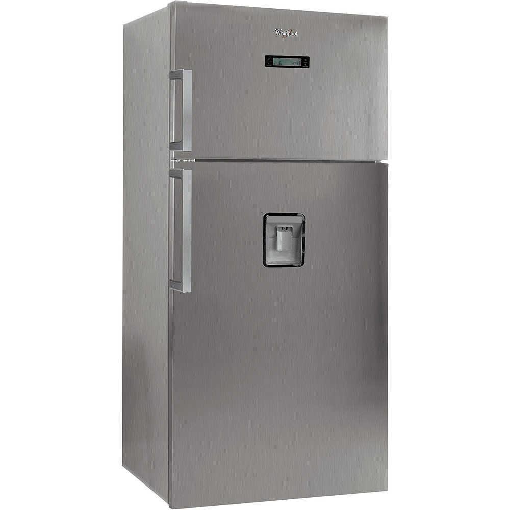 Whirlpool wth 5244 nfx aqua frigorifero doppia porta 480 for Frigorifero doppia porta